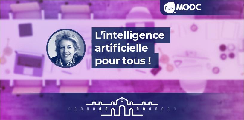 Mooc - L'intelligence artificielle pour TOUS!