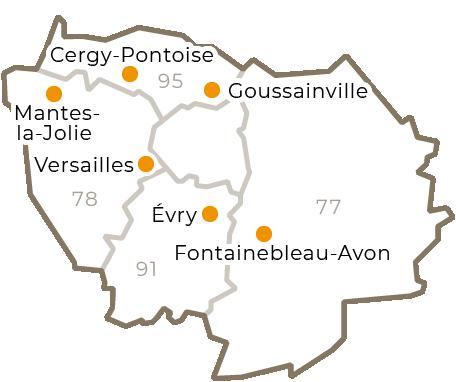 Centres régionaux 2019 - Île-de-France - grand