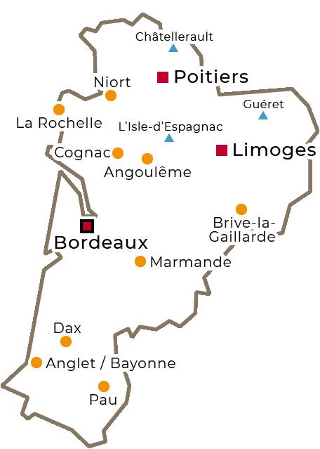 Centres régionaux 2019 - Nouvelle-Aquitaine - grand